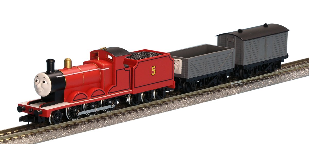 Tomix 93812 James in Thomas Tank Engine & Friends ( N Scale 1/150)