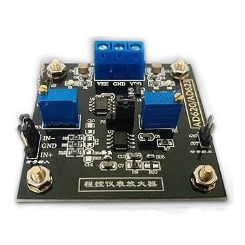 Amazon com: 1 pc DC AC instrumentation amplifier AD620