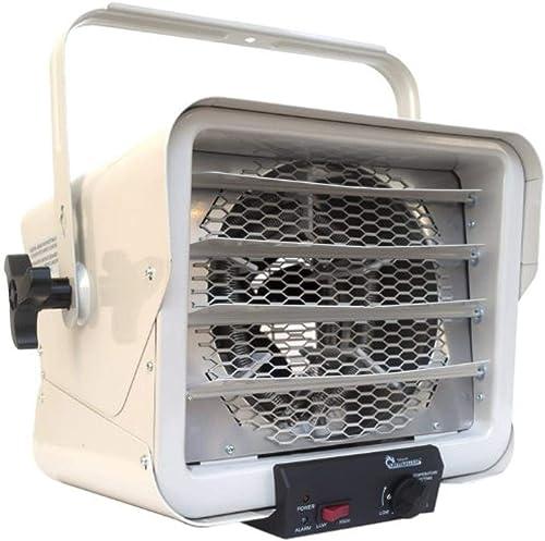 Infrared Heater: DR966 240-volt Hardwired Garage Heater