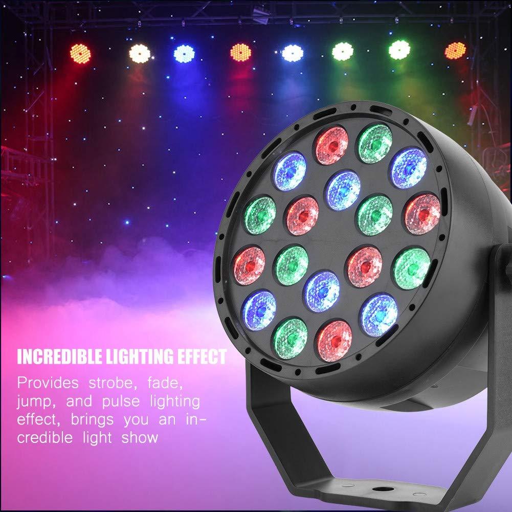 Estink - Proyector de Escena Luminoso, 7 en 1, Colores RGB ...