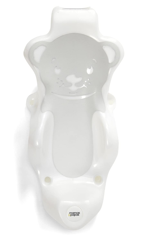 White Mamas /& Papas Baby Bathtime Top and Tail Bowl