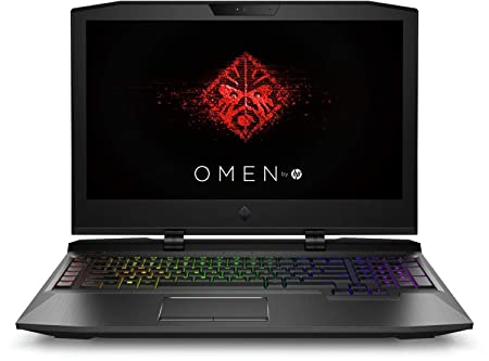 HP OMEN X-ap046TX 17-inch FHD Gaming Laptop (Intel Core i7-7820HK/32GB/1TB HDD + 1TB SSD/GTX 1080 8 GB GDDR5X Graphics/G-SYNC/VR Ready/Windows 10), Shadow Black Laptops at amazon