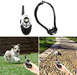 GPCT Rechargeable [Waterproof] Adjustable Dog Training Collar/Remote. 500 Yard Range, 3 Modes Correction/8 Levels of Shock Dog Collar W/ Beep/Vibration/Shock Electric E-Collar Trainer- All Size Dogs