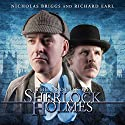 Sherlock Holmes - The Ordeals of Sherlock Holmes Audiobook by Jonathan Barnes Narrated by Nicholas Briggs, Richard Earl
