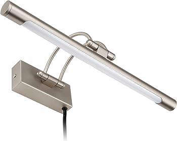 LeonLite LED Picture Light, Full Metal Artwork Lamp with Swivel Lamp Head
