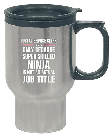 Amazon.com: Gift For A Super Skilled Ninja Postal Service ...