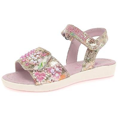 772ea918e28822 Lelli Kelly Sweetheart Girls Sandals  Amazon.co.uk  Shoes   Bags