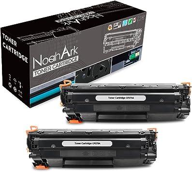 NoahArk Compatible para HP CF279A 79A Cartucho de tóner para ...
