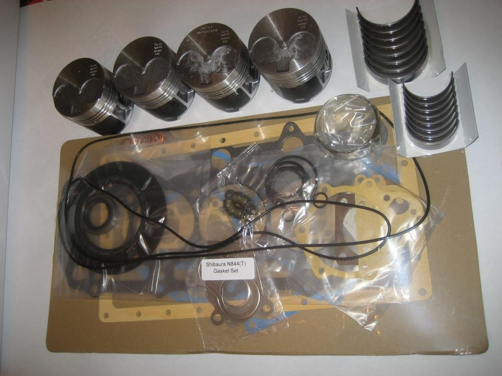 Amazon.com: Caterpillar 216B 226B 257B 247B Skidsteer Engine Rebuild Kit:  Industrial & Scientific