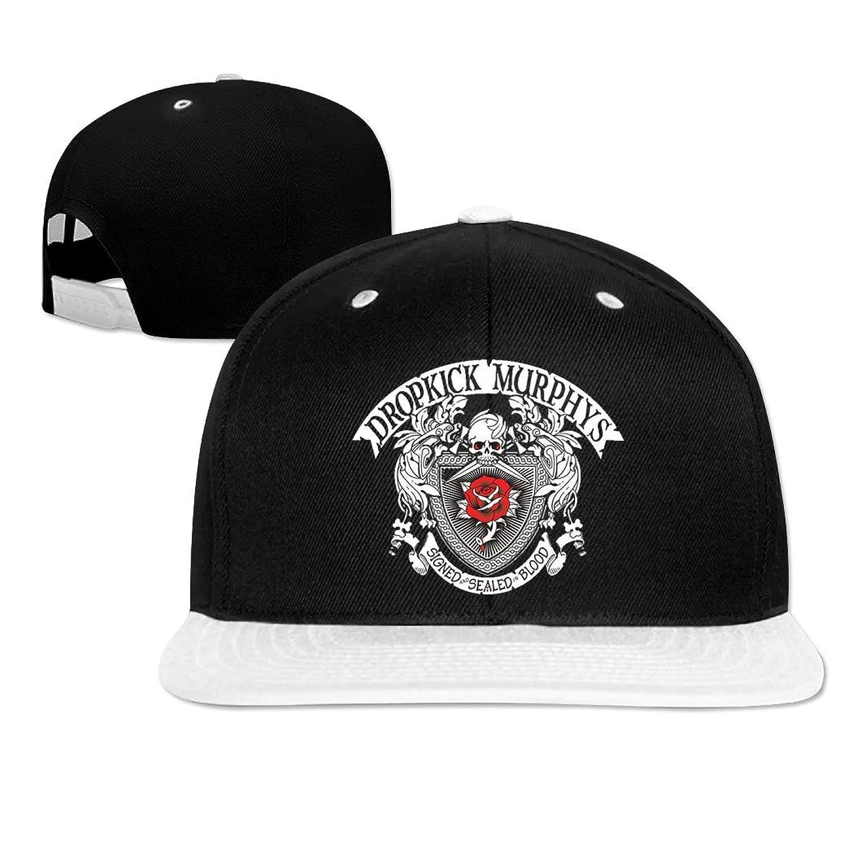 HUANGDOU 2016 cool Dropkick Murphys poster Opeeda Adjustable Hip Hop Hats Caps For Men/Women