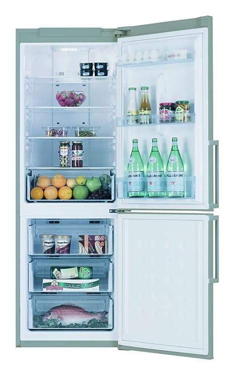 Samsung RL-37HDFH nevera y congelador Independiente Plata A+ ...