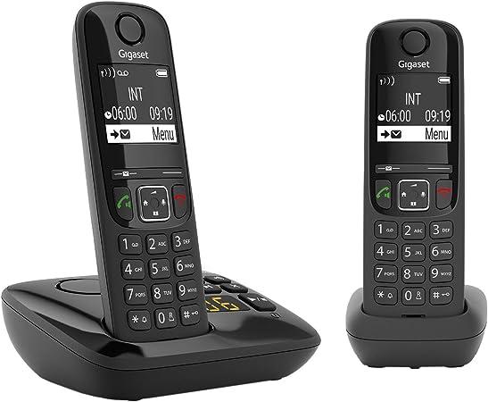 Gigaset As690a Duo 2 Schnurlose Telefone Mit Elektronik