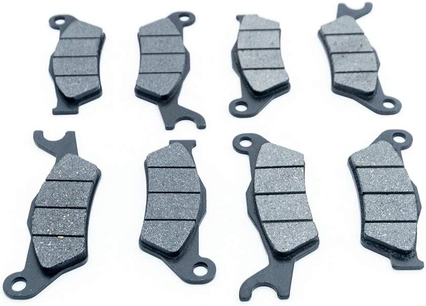 Brake Pads for Can-Am Renegade 1000 1000R Front and Rear 2012-2019