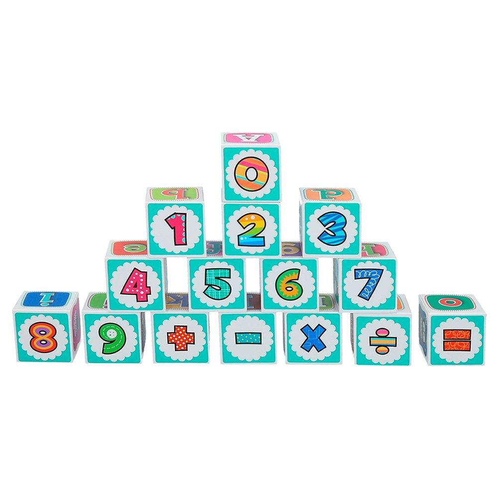 Juego cubos de animales 44882 PlayGo