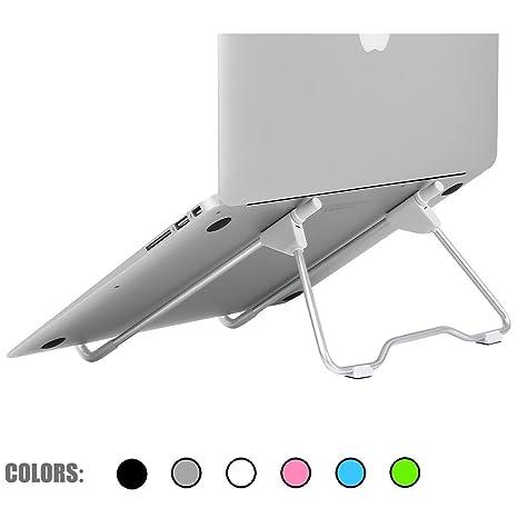 G-Hawk® Portátil Ordenador Portátil Estar Plegable y Ajustable Ergonómico Soporte para Portátil Universal