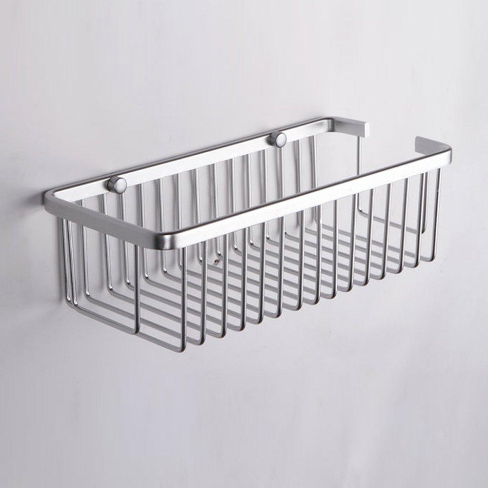 Amazon.com: KES A4023 Rectangular Tub and Shower Basket Wall Mount ...