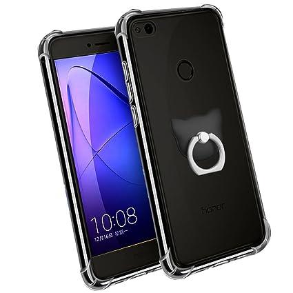 Huawei P8 Lite 2017 Funda, FoneExpert® Transparente Clear ...