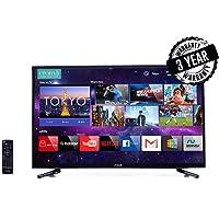 Croma 80 cm (32 Inches) HD Ready Smart LED TV EL7344 (Black) (2019 Model)