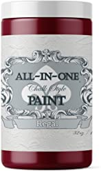 Regal, Heritage Collection All in One Chalk Style Paint (NO Wax!) (32oz)