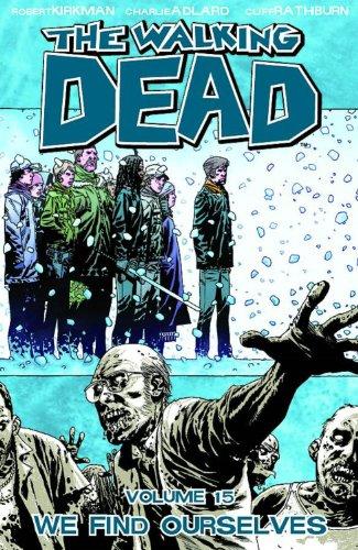 """""""The Walking Dead Volume 15 TP"""" av Robert Kirkman"""