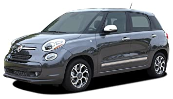 Amazoncom STRAIGHTAWAY  2014 Fiat 500L 4 Door Wide Upper Door