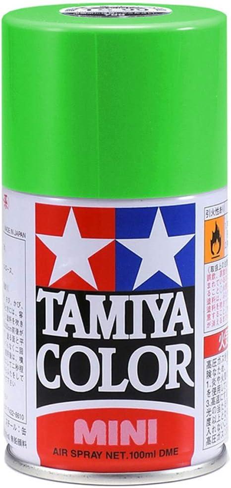 Tamiya Spray Lacquer TS-52 CandyLime Green - 100ml Spray Can 85052