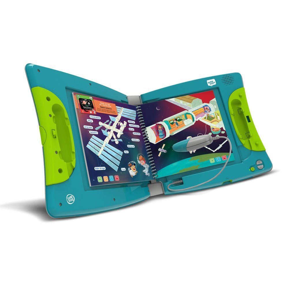 LeapFrog LeapStart Interactive Learning System for Kindergarten & 1st Grade by LeapFrog