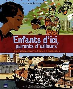 """Afficher """"Enfants d'ici, parents d'ailleurs"""""""