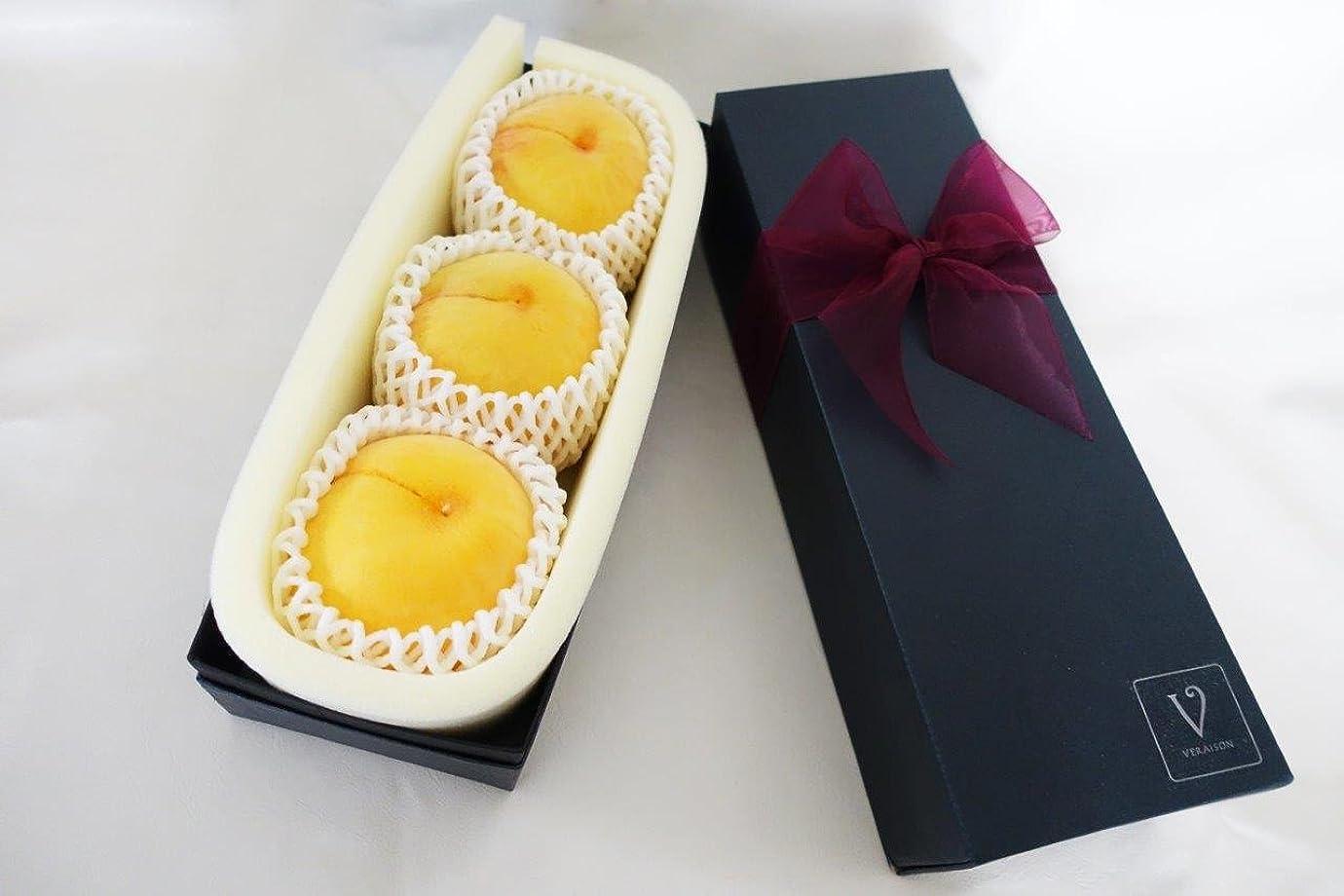 感心する排出幸運な桃 福島県産 4.5kg 特秀品 糖度12度の検査済み お中元 フルーツ ギフト