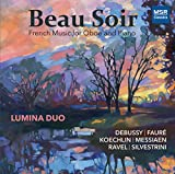 Beau Soir %2D French Music for Oboe and