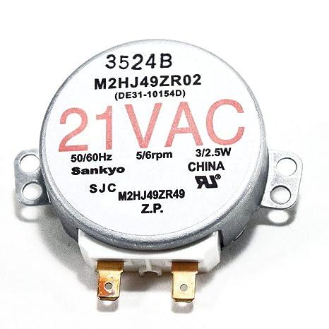 Samsung DE31-10154D - Motor de bandeja giratoria para ...