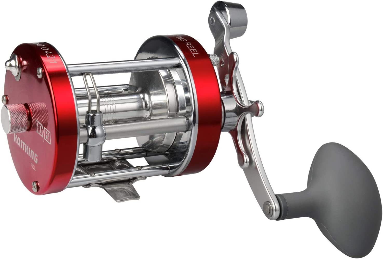 best musky reel: KastKing Rover Round Baitcasting Reel