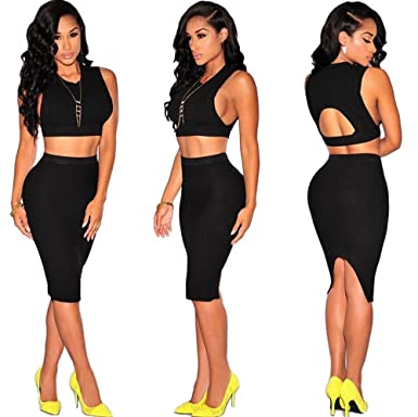 Wowowdress womens sexy bodycon bandage