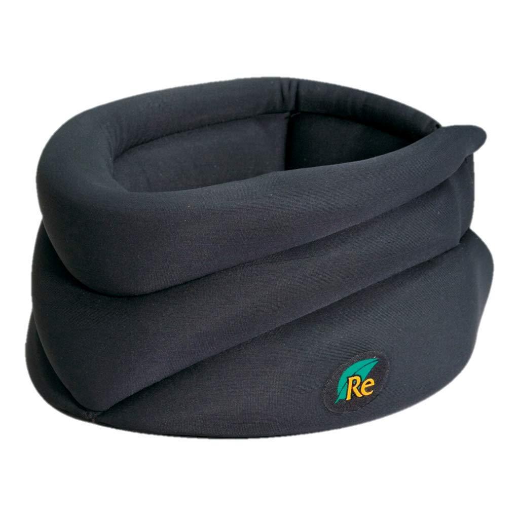Caldera Releaf Neck Rest, Black, Medium