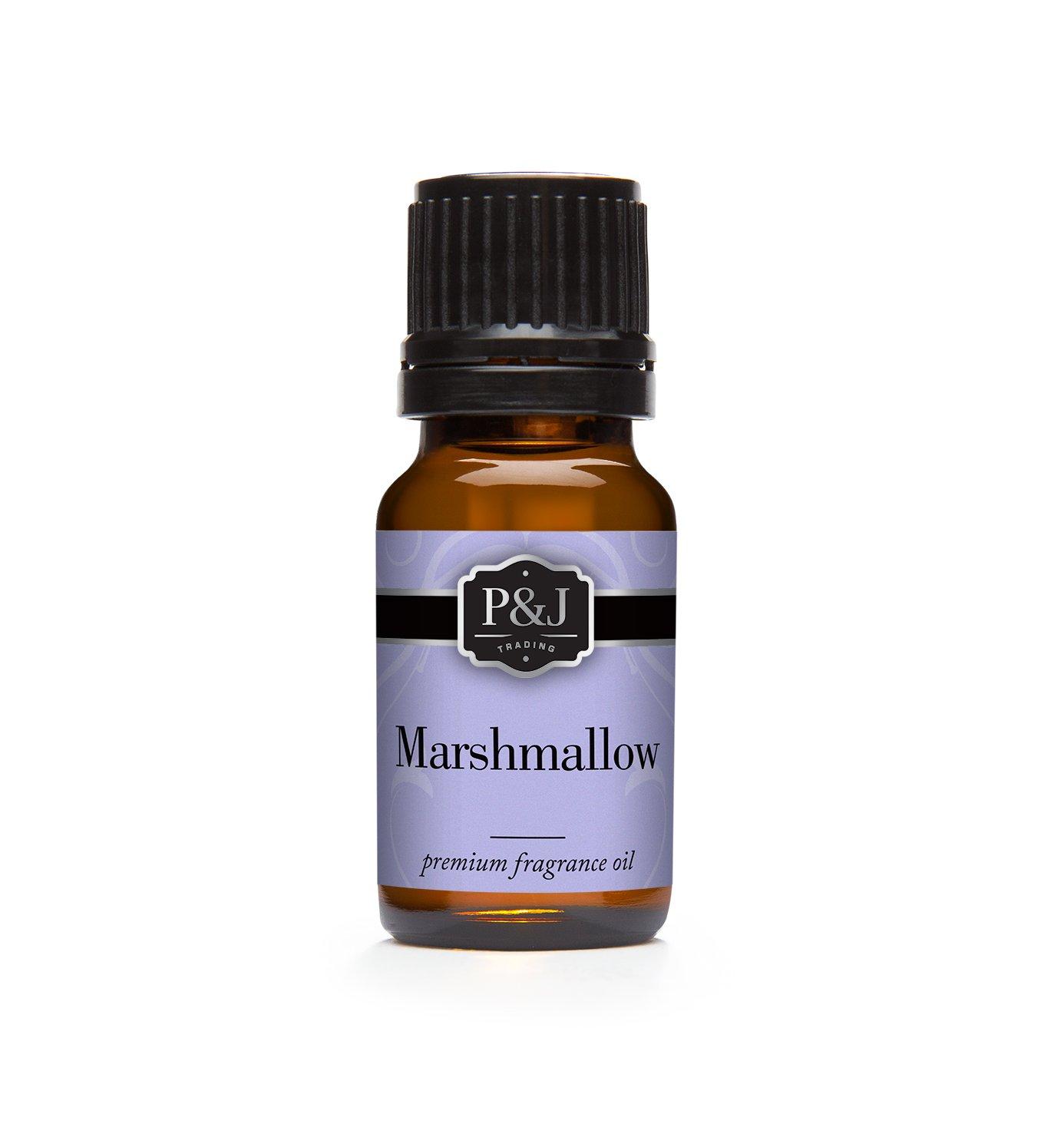 Marshmallow Fragrance Oil - Premium Grade Scented Oil - 10ml