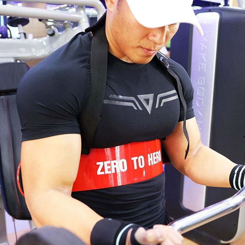 LIANA IRWIN Bizepstrainer Arm Blaster,Bizeps Isolator f/ür Bodybuilding Kraftsport /& Gewichtheben