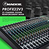 Mackie ProFX22v3 22-Channel Sound Reinforcement