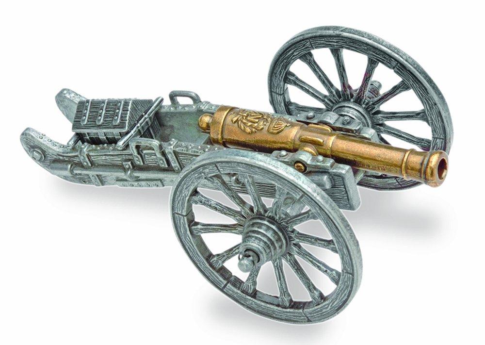 Denix Replica Colonial Miniature Napoleonic Cannon