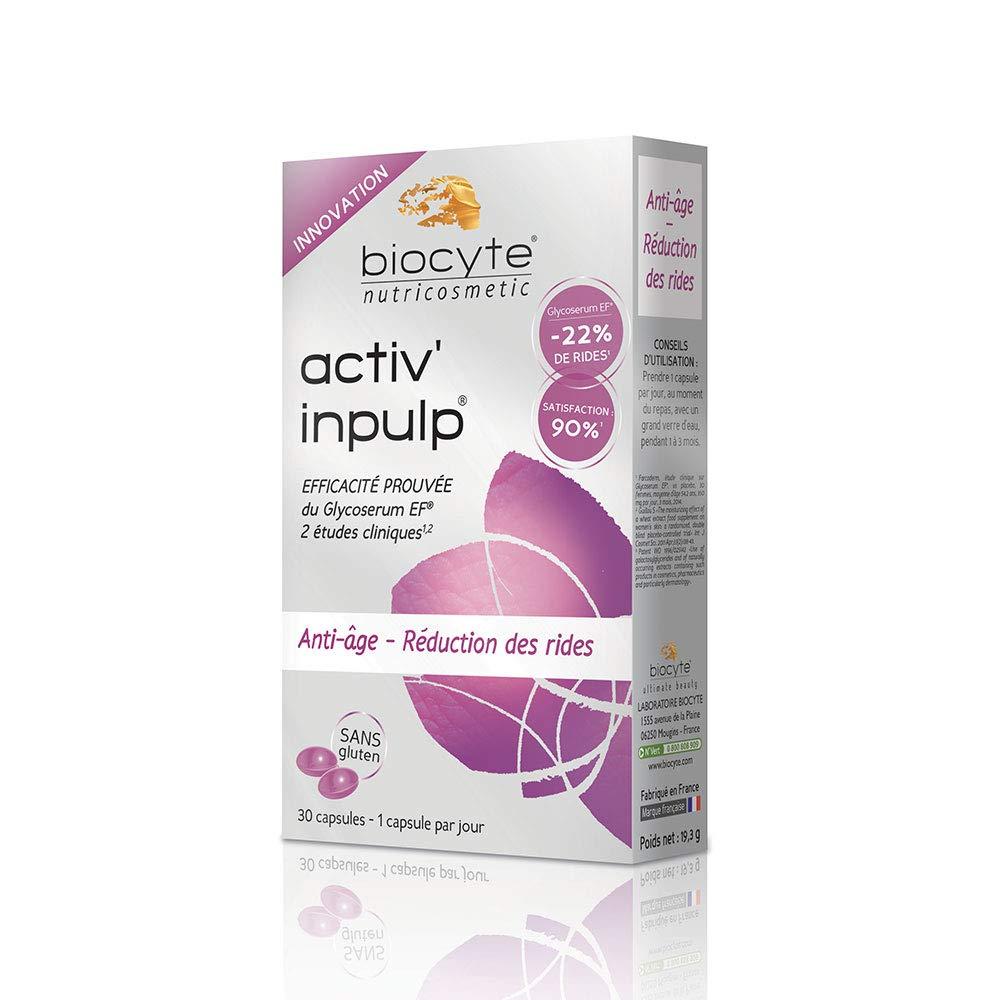 Biocyte Activ' Inpulp 30 Capsules