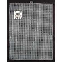 7 Mesh Clear Plastic Canvas 2 Sheets 10.5 x 13.5 Inches