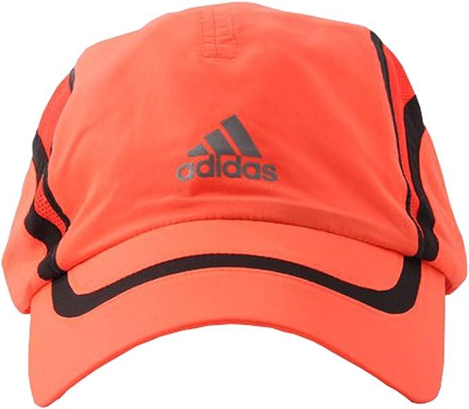 adidas - Gorra De Running Unisex Climacool Run, Color Rojo, Talla ...