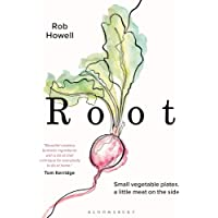 Root: Small vegetable plates, a little meat on the side
