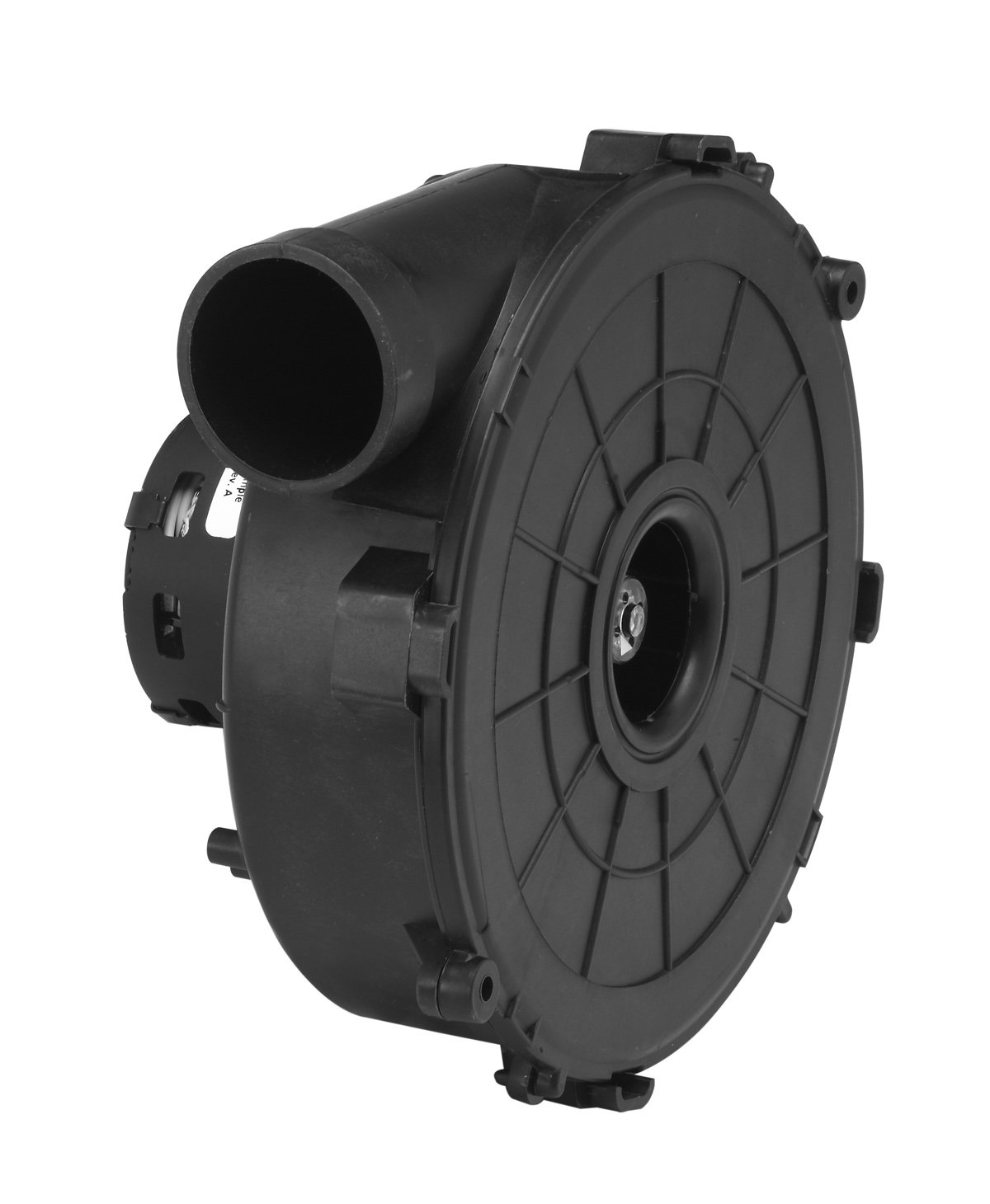 Fasco A209 3.3'' Frame Permanent Split Capacitor OEM Replacement Specific Purpose Blower with Ball Bearing, 1/20HP, 3200/2800rpm, 115V, 60Hz, 0.8 amps
