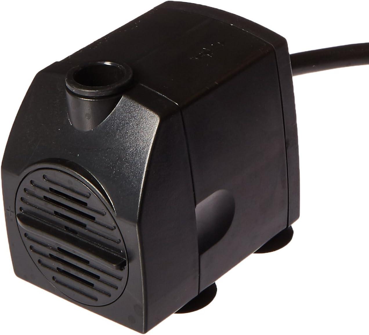 Peaktop P750 Outdoor Garden Pumps, Black