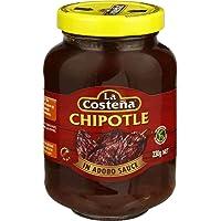 La Costena Chipotle Peppers in Adobo Sauce, 230 g