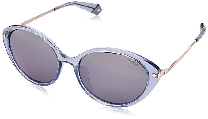 Polaroid - Gafas de sol - para mujer Azul azul claro L ...
