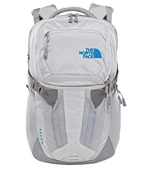 0656d2925 The North Face Unisex's Recon Backpack, High Rise Light Heather/Mid Grey,  19.25
