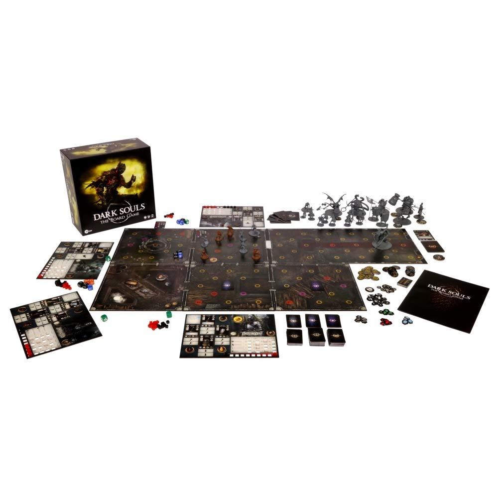 Dark Souls - The Board Game (Brettspiel, Deutsche Version): Amazon ...