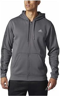 e059f59246cc adidas Men s Tech Full Zip Fleece Hoodie Performance Hooded Track ...