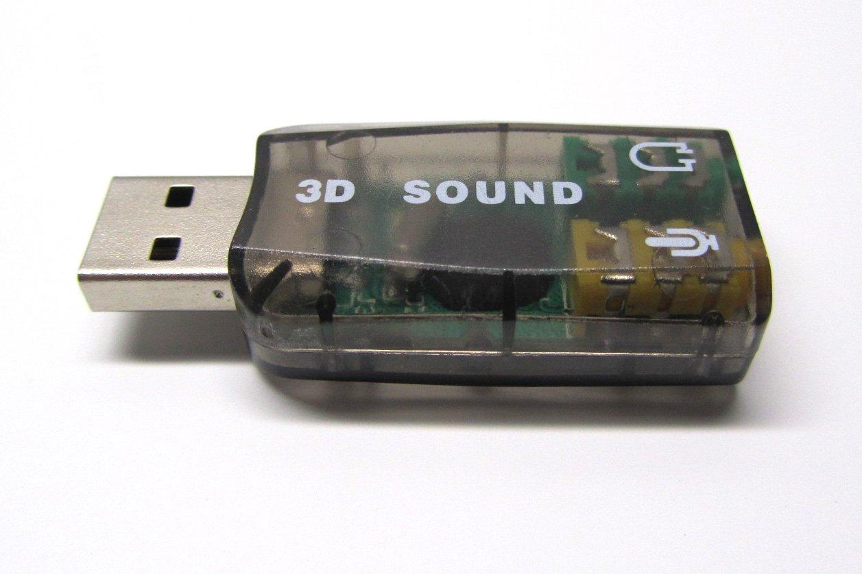Enter (ETR_01MAP005) 5.1 CH External USB..